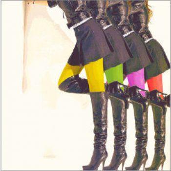 42afd226f9a Vapustava värvivalikuga naiste sukkpüksid 60 DEN ainult 2.95 euro eest!
