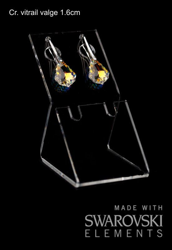 58ae8abfe9f Lase endal särada kristallide valguses! Efektsed hõbedast (925 proov ...