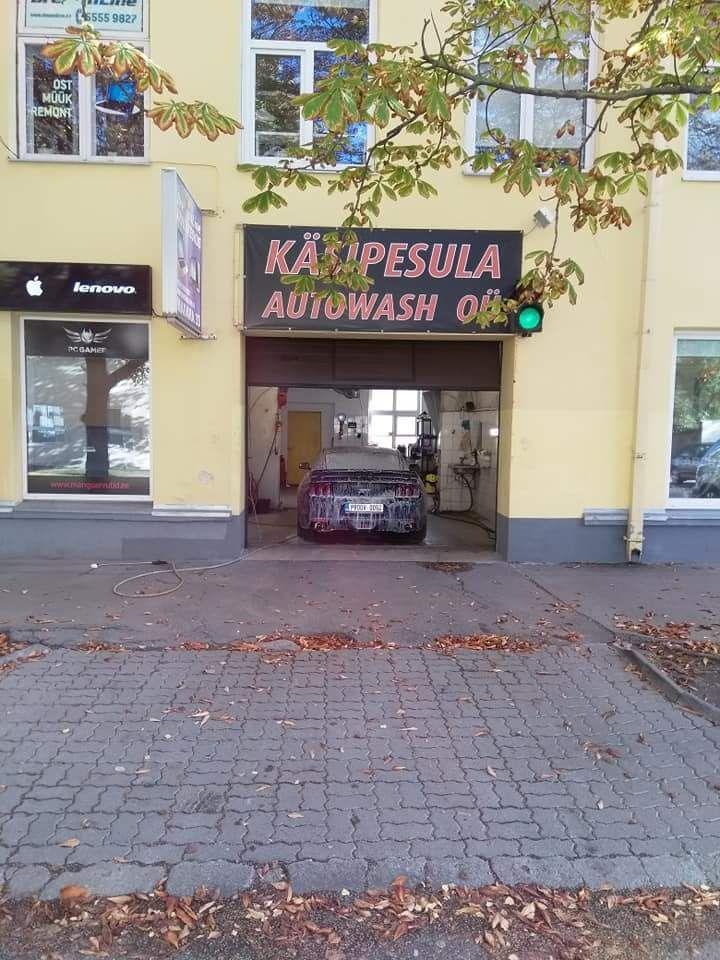 9e82a0ca807 Madara 33: Полировка фар автомобиля в автосервисе по адресу Madara 33,  Tallinn.