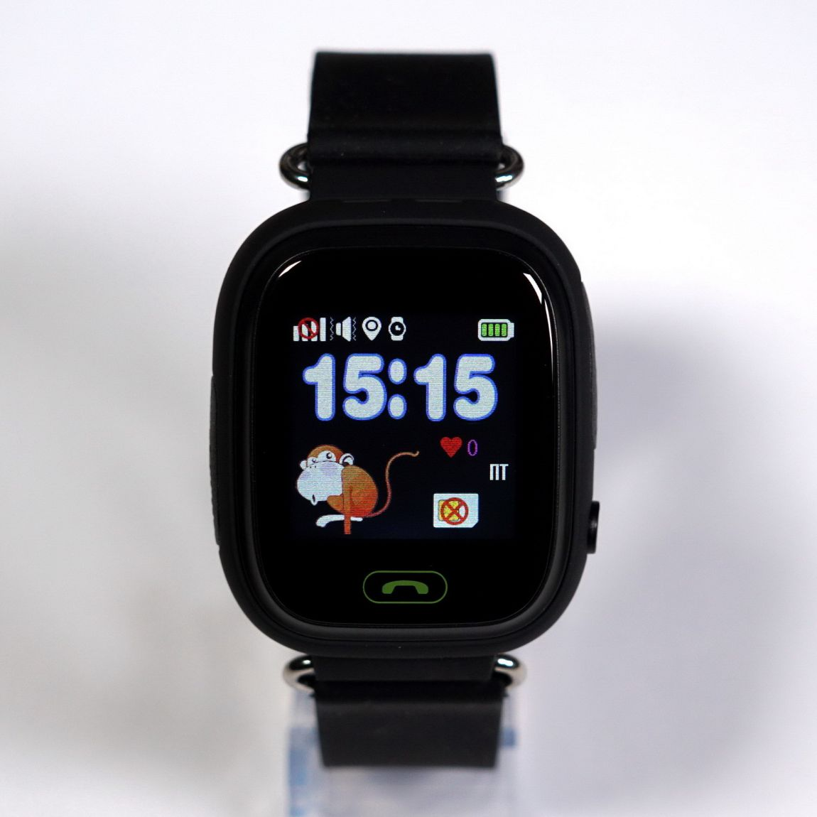 ef63787c68d Lastele mõeldud käekell GPS SMART BABY WATCH GW100/Q90
