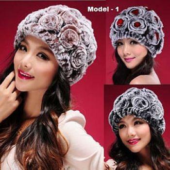 b6c33119ca1 soodusklubi.ee - Imeilusad naiste mütsid ehtsa küüliku karvaga ...