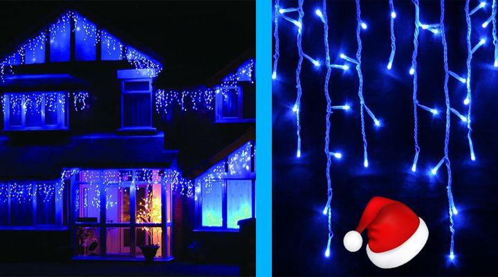 7868e434742 soodusklubi.ee - Odavam ei või olla! Jõulud LED valguskardinad ...