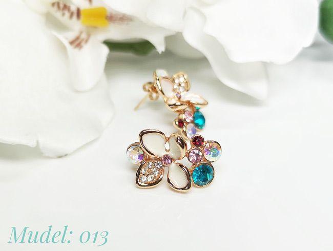 0842b6fb31b Swarovski kristallidega kõrvarõngad on armas kingiidee. Rõõmusta ennast või  lähedast säravate kõrvarõngastega! Kõrvarõngad sobivad täiuslikult naistele,  ...